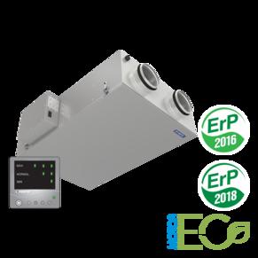 Приточно-вытяжная установка с рекуперацией тепла ВЕНТС ВУЭ2 250 П ЕС