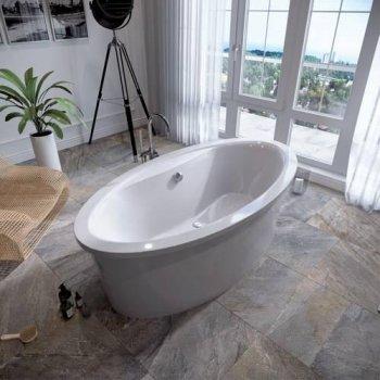 Ванна акриловая 194 на 100 овальная Koller Pool DESIGNPLUS 194 на 100