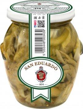 Грибная корзина San Eduardo маринованная деликатесная 314 мл (5055448003439)