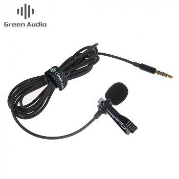 Петличный микрофон Green Audio GAM-142 для телефона (gam-142)
