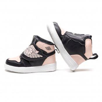 Кросівки високі CBT.T арт.B8088-3 Рожеві
