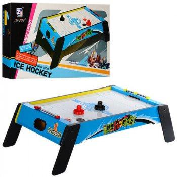 Дитячий аерохокей, настільний Kronos Toys ZC3018 на ніжках (ZC3018_int)