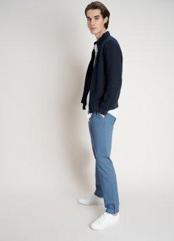 Джинсова куртка O'STIN MB4Y71-69 Темно-синя