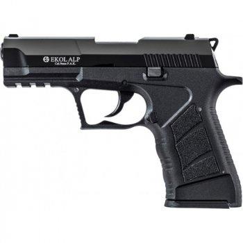 Пістолет стартовий EKOL ALP BLACK