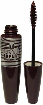 Туш Fennel Expert Color Коричнева класичний пензель (8858229054548)