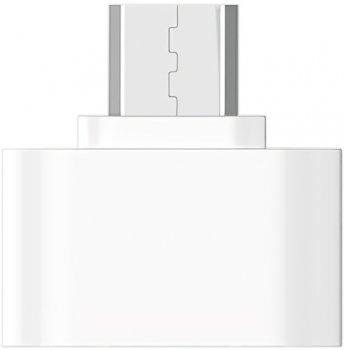 Адаптер до кабелю XOKO AC-050 USB — Micro USB білий