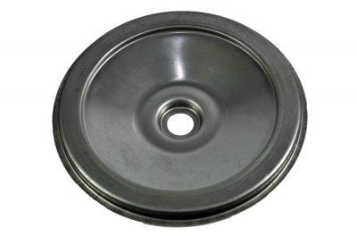 Кришка (тарілка) для насоса, нержавійка d=170mm