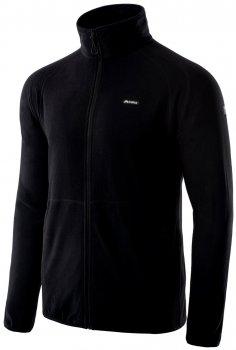 Спортивна кофта Elbrus Carlow-Black Чорна
