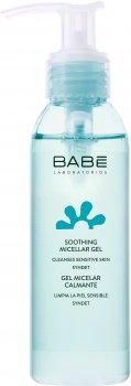 Міцелярний гель BABE Laboratorios для делікатного та глибокого очищення 90 мл (8436571630056)