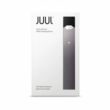Стартовый набор POD система JUUL Basic Kit Slate (JU-BK-SLA) (0840048208477)