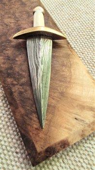 Мініатюра італійського меча Чинкуэда 8х2.5 см