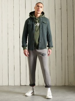 Худі Superdry Military Graphic Hood M2010967A-FPX Ivy Green
