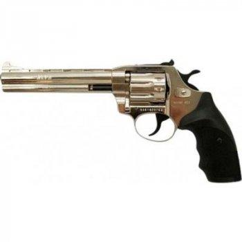Револьвер під патрон Флобера Alfa 461 (нікель, пластик) (144927/13)