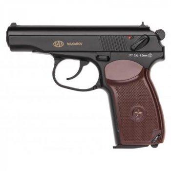 Пневматичний пістолет SAS Makarov (KM-44DHN)