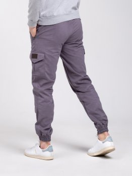 Брюки Feel and Fly Cargo Didim Dark Grey Серые