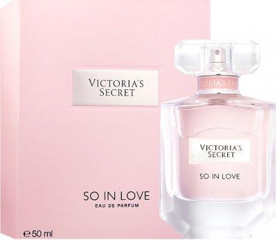Парфюмированная вода Victoria's Secret So In Love 50 мл (1159749579)