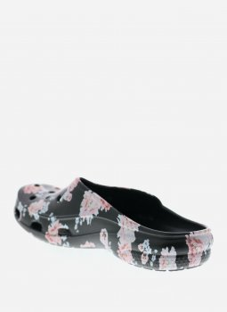 Сабо Crocs Women's Freesail Printed Clog Flr/Blk 205861-97J Разноцветные