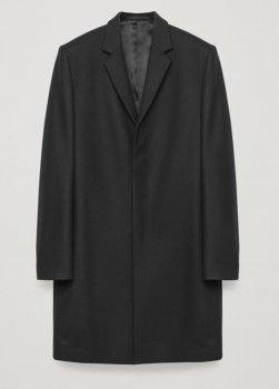 Пальто COS 4cos03339 чорний