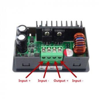 Источник блок питания Diymore DP50V5A понижающий DC-DC программируемый 0-50 В 5 А