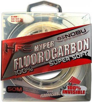 Флюорокарбон Lineaeffe FF NOBU HFC 50 м 0.185 мм 3.6 кг Прозрачный (3043118)