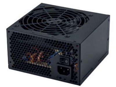 Блок питания FSP ATX-600PNR PRO, ATX 2.3, 12cm fan, APFC, 80+, RTL