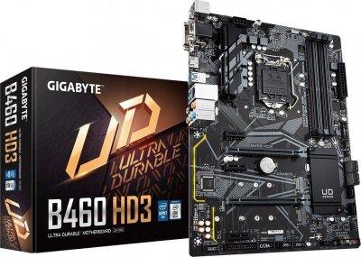 Gigabyte B460 HD3