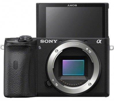 Цифр. фотокамера Sony Alpha 6600 body Black