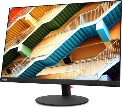 "Монітор LCD 25"" Lenovo ThinkVision T25m-10, HDMI, DP, USB Type-C, IPS, Pivot, 1920x1080, 60Hz, 6ms"