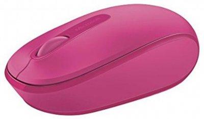 Мышь Microsoft Mobile Mouse 1850 WL Magenta Pink