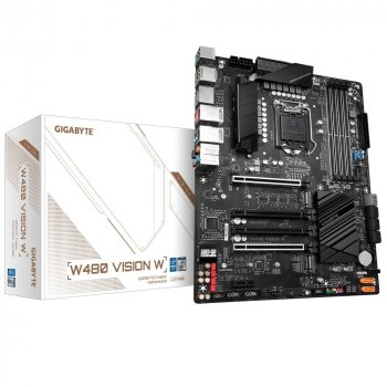 Gigabyte W480 VISION W