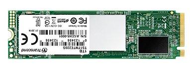 Твердотільний накопичувач SSD Transcend M. 2 NVMe PCIe 3.0 4x 256GB MTE220S 2280