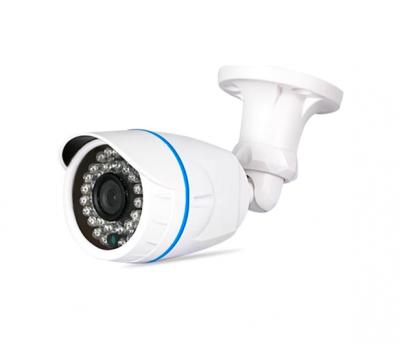 2.0MP камера цилиндрическая корпус металл AHD - HDCVI - HDTVI - Analog, AHD200 PiPo (объектив 3.6мм - ИК подсветка 20м), IP67, D