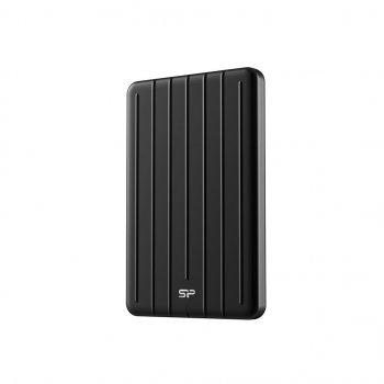 """Silicon Power Корпус для 2.5"""" HDD/SSD USB 3.2 BOLT B75 PRO Black"""