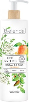 Бальзам для тіла зволожувальний Bielenda Eco Nature Слива Какаду + Жасмин + Манго 400 мл (5902169042592)