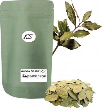 Лавровий лист Карусель смаків цілий 1 кг (2220100044019)