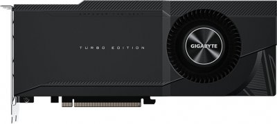 Gigabyte PCI-Ex GeForce RTX 3090 Turbo 24GB GDDR6X (384bit) (1695/19500) (2 х HDMI, 2 x DisplayPort) (GV-N3090TURBO-24GD + Z390 D + P1000GM)