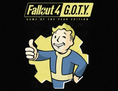 Игра Fallout 4 GOTY (PC) (Ключ активации Steam)