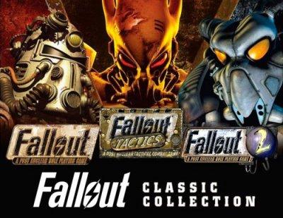 Игра Fallout Classic Collection (PC) (Ключ активации Steam)