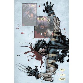 Комікс Абсолютний Росомаха проти Халка - Marvel (12441)