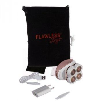 Жіночий епілятор для ніг Flawless Legs в подарунковій упаковці