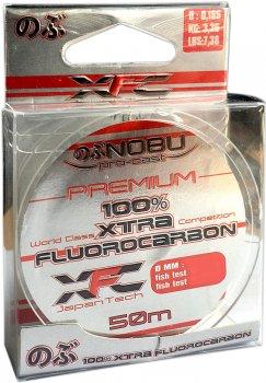 Флюорокарбон Lineaeffe FF NOBU XFC 50 м 0.104 мм 1.55 кг Прозрачный (3043010)