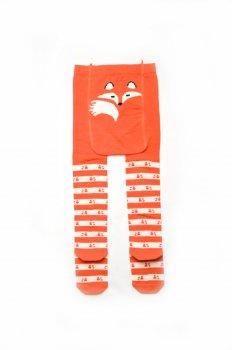 Колготи Модный карапуз 80-86 помаранчевий,Лис 101-00908-1