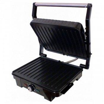 Електрогриль Grunhelm G2200 з регулятором температури Чорний 80733