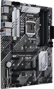 Материнська плата Asus Prime Z590-V-SI (s1200, Intel Z590, PCI-Ex16)