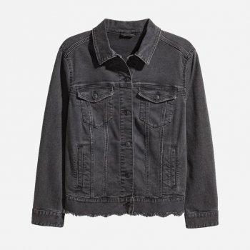 Куртка джинсова H&M 0498221-6 Сіра