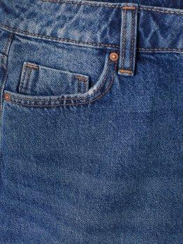 Спідниця джинсова H&M 0719209-9 Синя