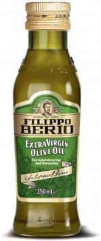 Масло оливковое Filippo Berio Extra Virgin 250 мл (8002210500105)