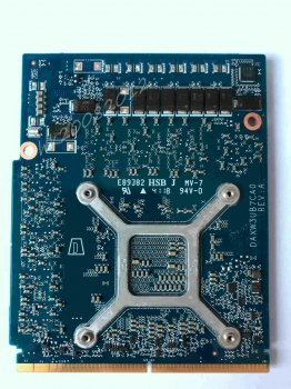 NVIDIA Quadro RTX 3000 MXM