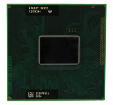Процесор Intel Core i7 2640M 3.5 ГГц