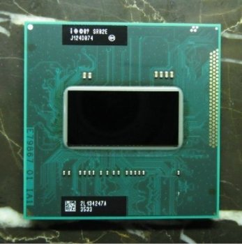 Процесор Intel Core i7-2920XM 4.5 ГГц